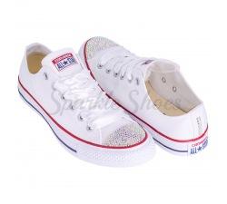 Svadobné Converse Chuck Taylor All Star M7652 biele