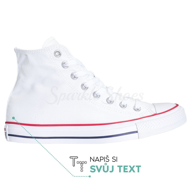 Converse Chuck Taylor All Star M7650 white