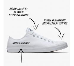 Converse Converse Chuck Taylor All Star II 150154C white