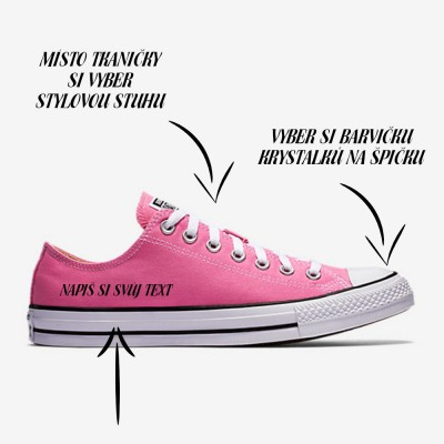 Converse Chuck Taylor All Star M9007 pink