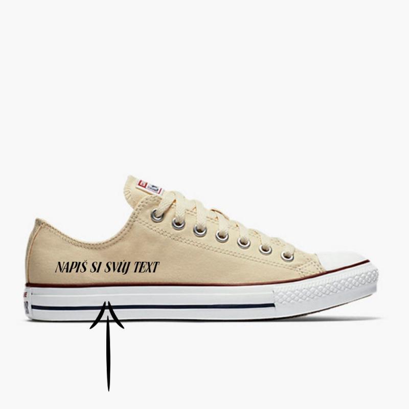 Converse Converse Chuck Taylor All Star M9165 beige