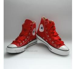 fff403aee5e06 Converse Chuck Taylor All Star M9621 red ...