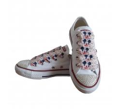 Dětské Converse Chuck Taylor All Star 3J256 bílé