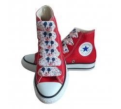 Dětské Converse Chuck Taylor All Star 3J232 red