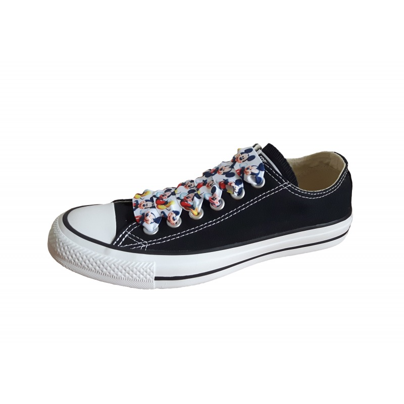 Dětské Converse Chuck Taylor All Star 3J235 SparkleS Mickey ... 38fd342b4b
