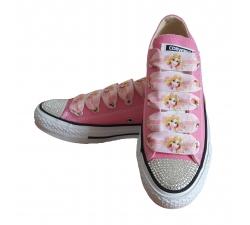 Dětské Converse Chuck Taylor All Star 3J238 Pink
