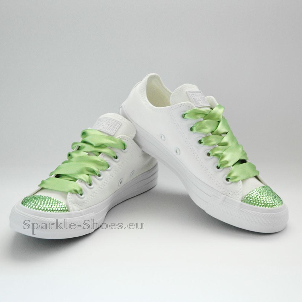 1d7474bffd6f Tenisky zdobené kamínky a potiskem - Sparkle-Shoes.eu