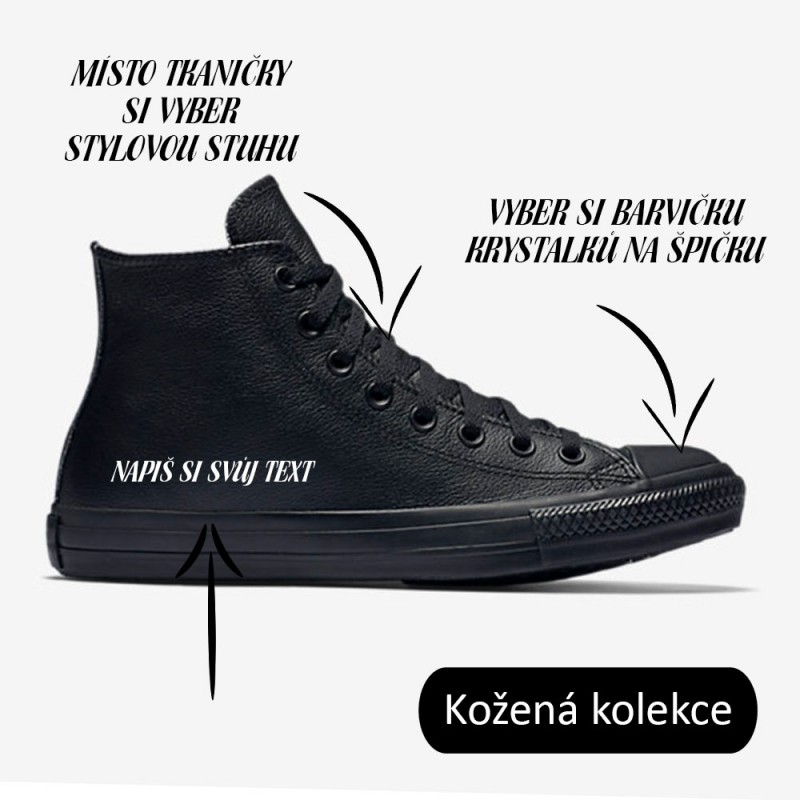 Converse Chuck Taylor All Star 135251 leather black