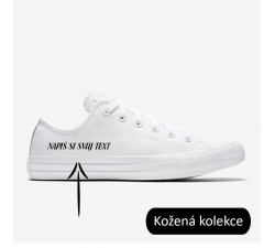 Converse Chuck Taylor All Star 136823 leather white