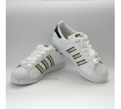 Adidas Originals Superstar Foundation leather sneakers mytheresa