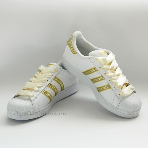 Adidas Superstar Foundation bílé