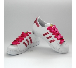 Adidas Superstar Foundation White Pink