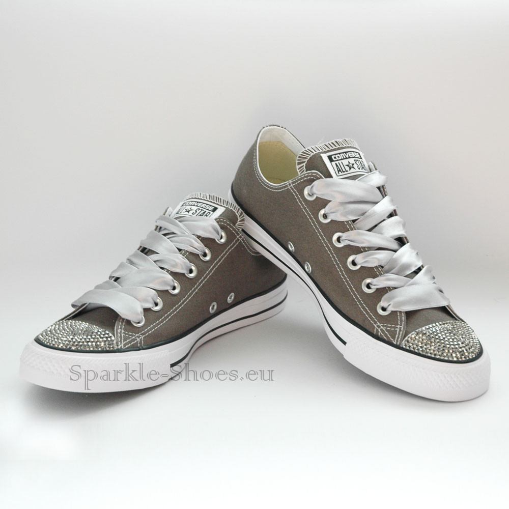 Converse Chuck Taylor All Star 1J794 Grey ... b0670dbe679