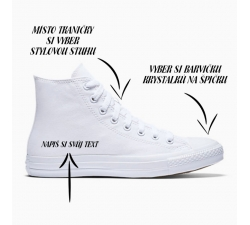 Converse Chuck Taylor All Star 1U646 white