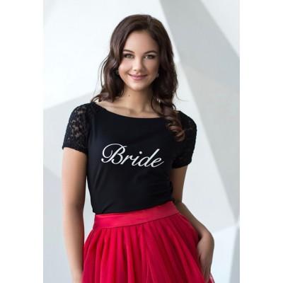 Svadobné tričko s nápisom SS1901