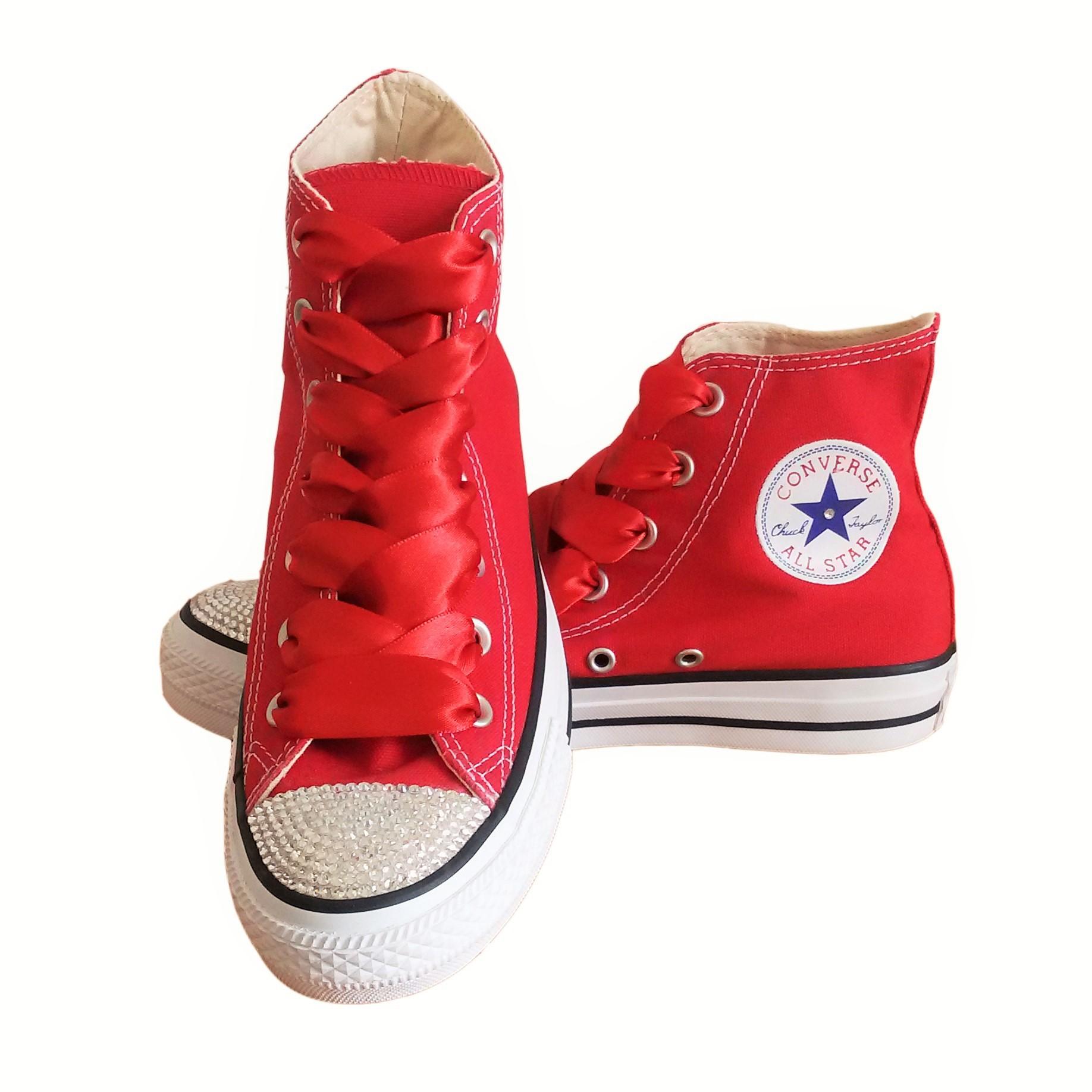 Converse Dětské Converse Chuck Taylor All Star 3J232 SparkleS - 29 3J232