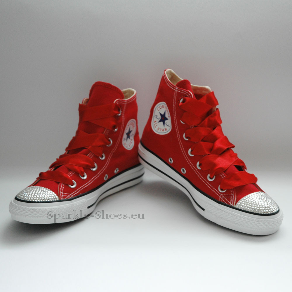 Converse Converse Chuck Taylor All Star M9621 SparkleS Red/Clear - 40 M9621