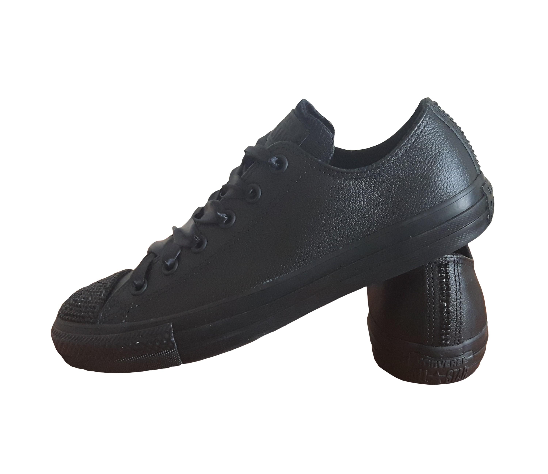 Converse Converse Chuck Taylor All Star 135253 SparkleS Leather Black/Black - 38 C135253