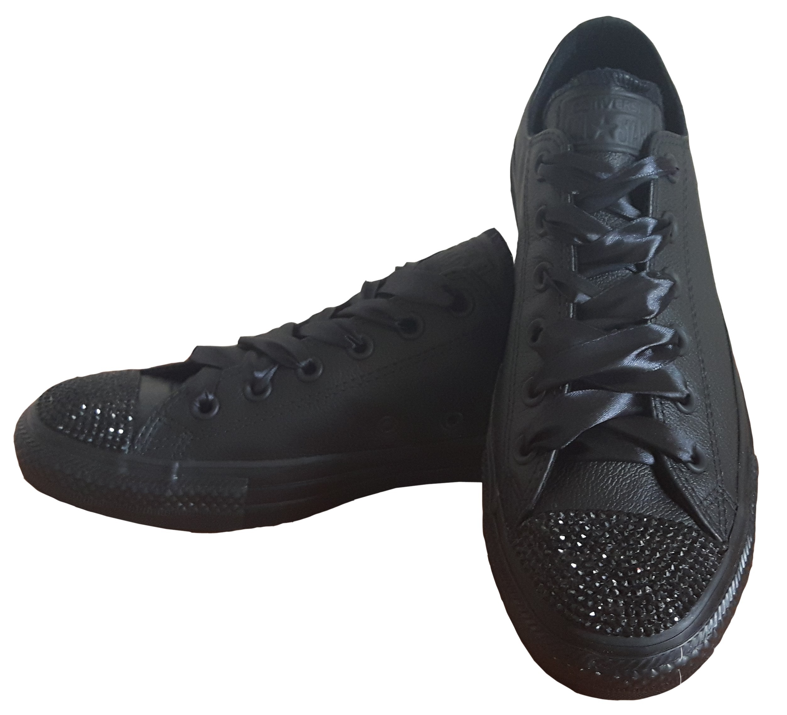 Converse Converse Chuck Taylor All Star 135253 SparkleS Leather Black/Black - 40 C135253