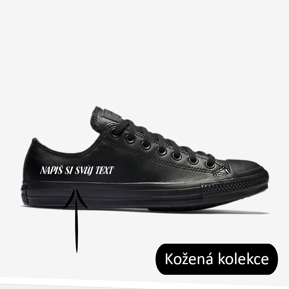 Converse Converse 135253 Leather SparkleS Original pro ženicha - 45 C135253