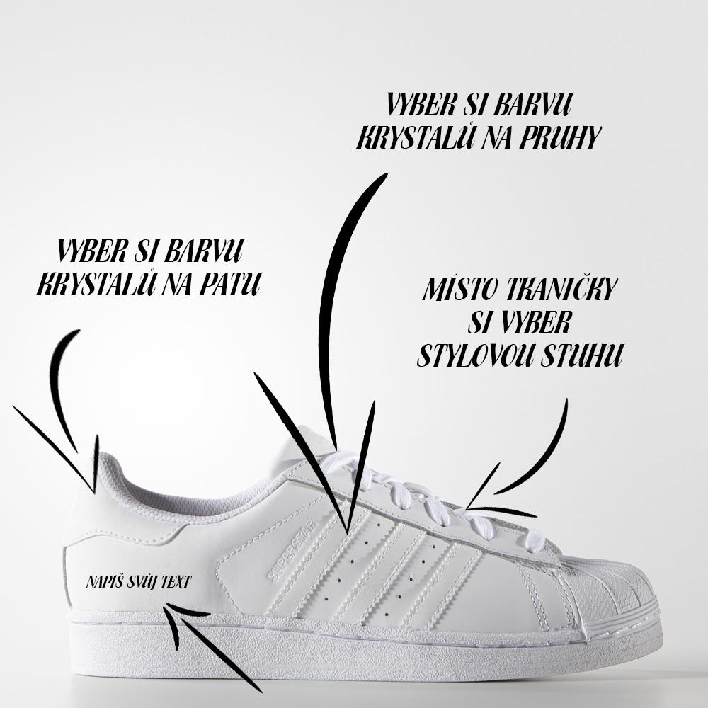 Adidas Adidas Superstar Foundation Original White/White - 5 B27136TO