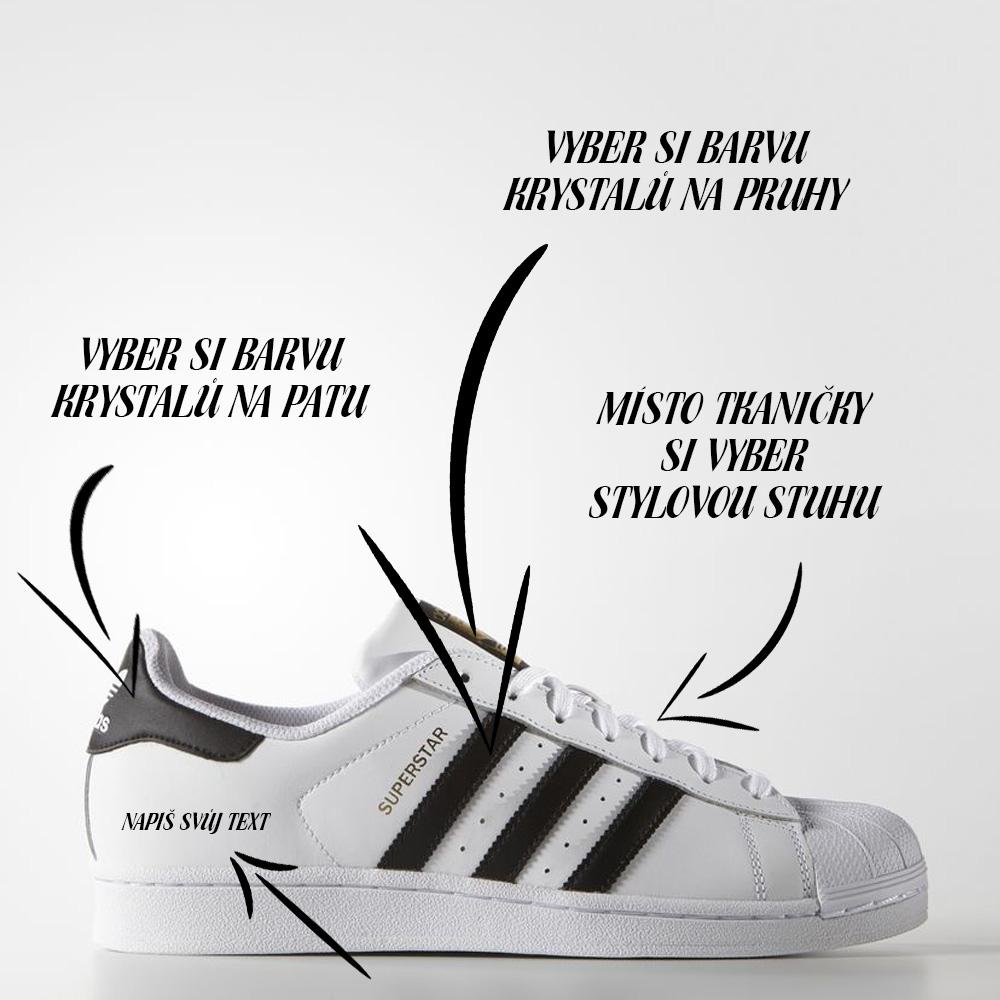 Adidas Adidas Superstar Foundation Original White/Black - 4 C77124