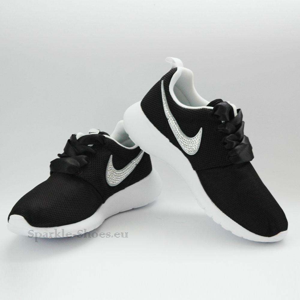 Nike Rosherun SparkleS Black/Clear - 38